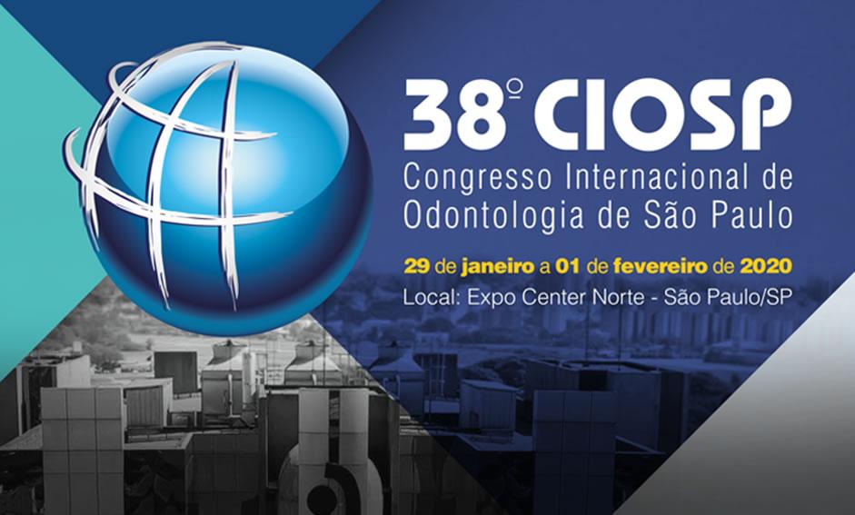 Arti-Dente no 38° CIOSP - Congresso Internacional de Odontologia de São Paulo